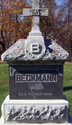 Franz Heinrich Beckman