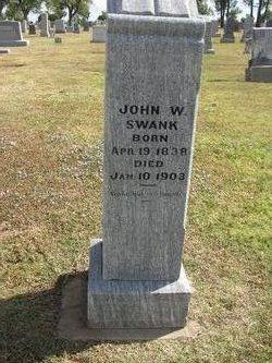 John W Swank