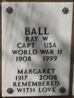 Margaret <i>Iler</i> Ball