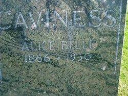 Alice Belle <i>Dowell</i> Caviness