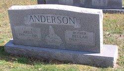 Artis Anderson