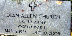 Dean Allen Church