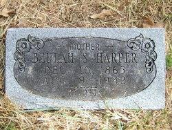 Beulah <i>Smith</i> Harper
