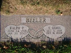 Sybil Doris <i>Cannon</i> Beeler