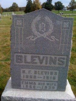 Benjamin Franklin Blevins