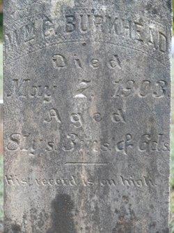 William McKendree Burkhead