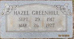 Hazel Estelle Greenhill