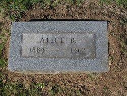 Alice R <i>Rockwell</i> Akers