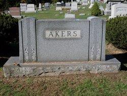 Edna N <i>Hammonds</i> Akers