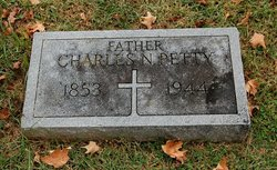 Charles Nelson Charlie Petty