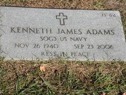 Kenneth James Adams