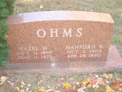 Hazel Criswell <i>Coonrod</i> Ohms