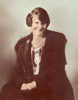 Maude O. <i>McFarland (Green)</i> Thomas