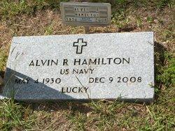 Alvin Hamilton