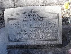 Terry E. Owsley