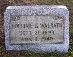 Adeline G <i>Gillen</i> Walrath