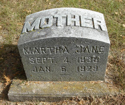 Martha Jane <i>Jameson</i> Ludden