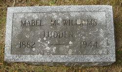 Mabel Hazelhurst <i>McWilliams</i> Ludden