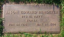 Jason Edward Hinderer