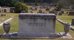Emma Lillian <i>Newman</i> Buckles