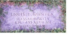 Louis Edward Gonyea