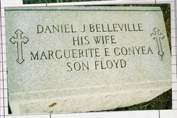 Marguerite E Maggie <i>Gonyea</i> Belleville