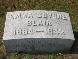 Mary Emma <i>Covode</i> Blair