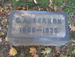 C. Anderson