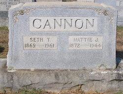 Hattie Jane <i>Barker</i> Cannon