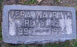 Vera Edna <i>Walrath</i> Revelas