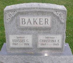 Ulysses Grant Baker