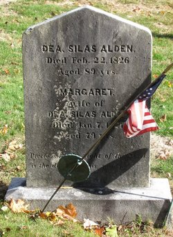 Deacon Silas Alden