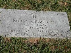 Paul V Gibson, Jr