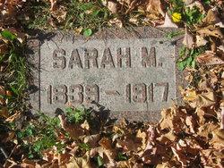 Sarah M Abbott