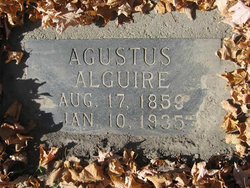 Agustus Alguire