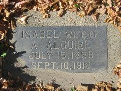 Isabel Alguire