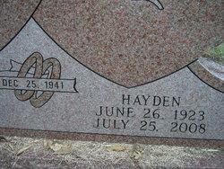 Hayden Pitman
