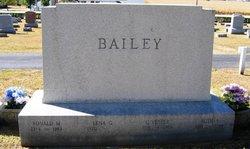 Goldie Vesper Vesper Bailey