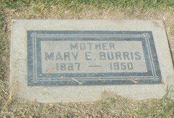 Mary E Burris