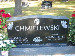 Janet Theresa <i>Novak</i> Chmielewski