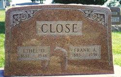 Frank Algermon Close