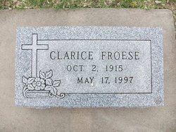 Clarice Froese