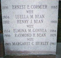 Margaret C <i>Hurley</i> Bean
