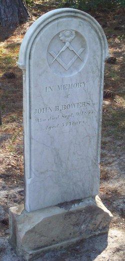 Dr John B Bowers