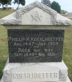 Jennie <i>Deller</i> Koehlhoeffer