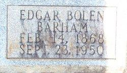 Edgar Bolen Barham