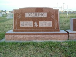 Albina <i>Jacobs</i> Dreiling