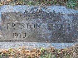 Preston Sylvester Scott