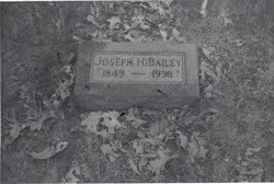 Joseph Henderson Doc Bailey