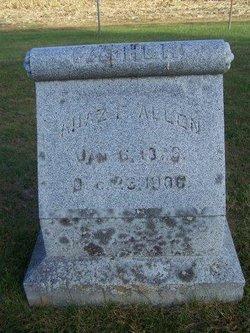 Ahaz F. Allen